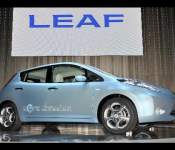 Nissan Adds 'Beautiful' Noise to Make Silent Electric Cars Safe